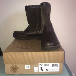 K Riverton UGG boots